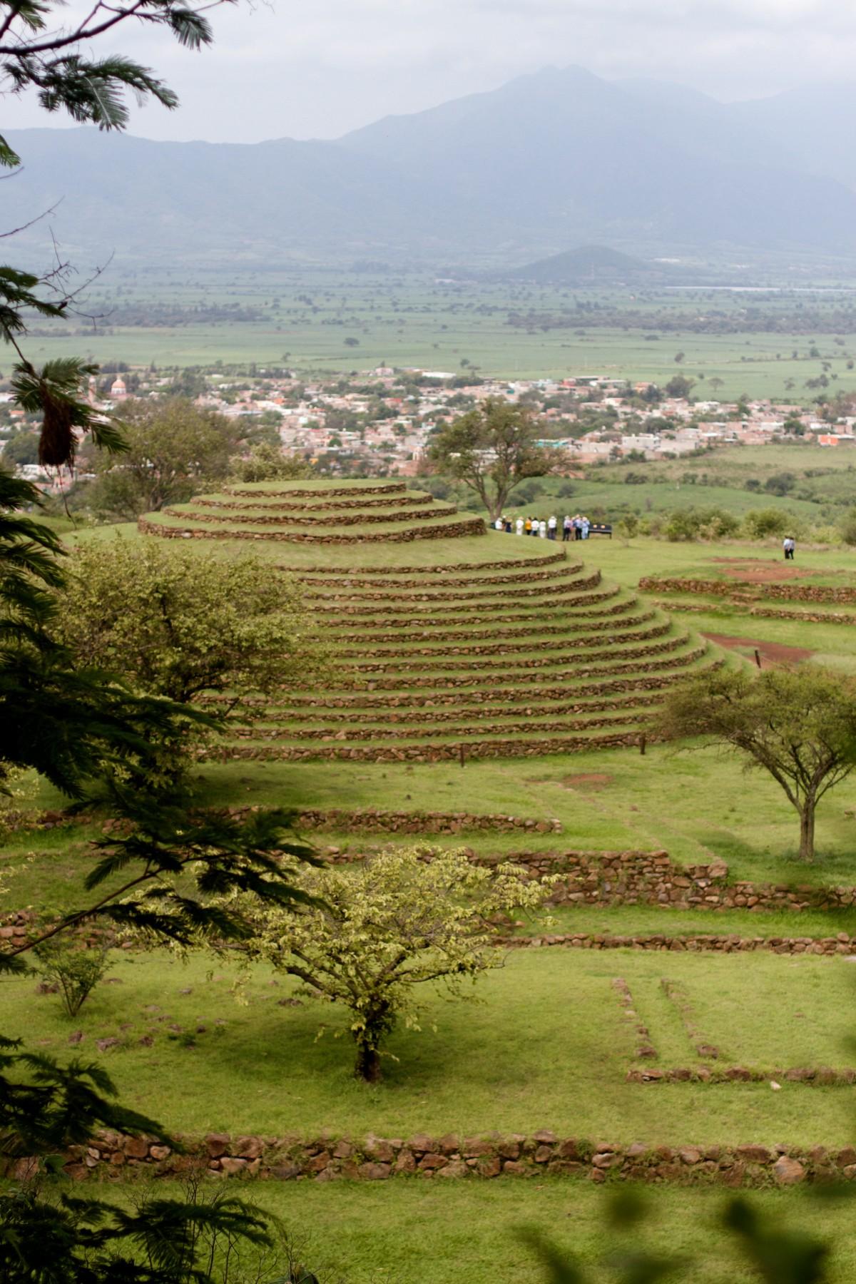 Foto sawah jadi bukit 34