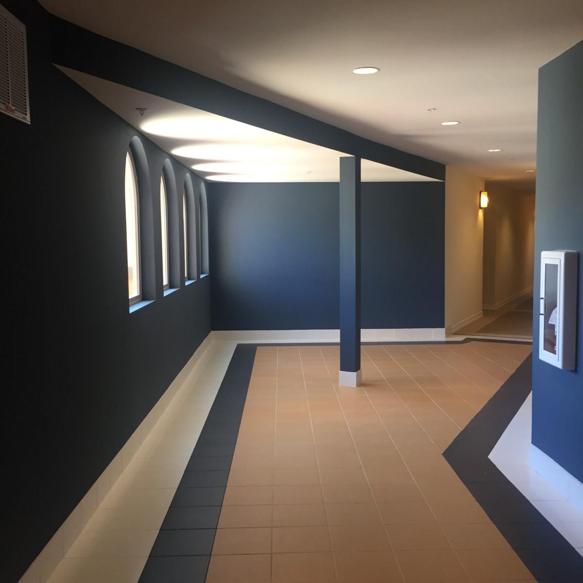 Fotos gratis arquitectura piso techo sala - Iluminacion habitacion ...