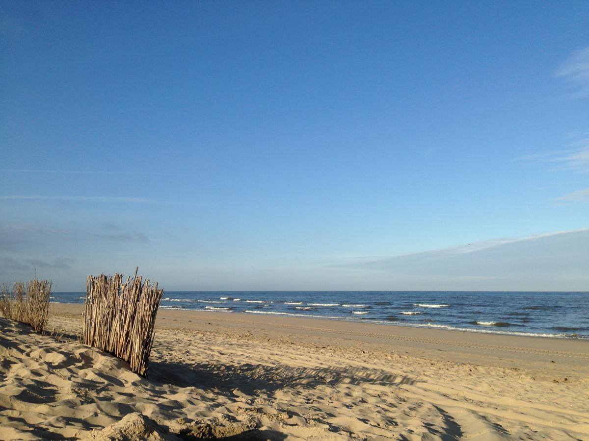 Images gratuites plage paysage mer c te le sable for Materiel et paysage