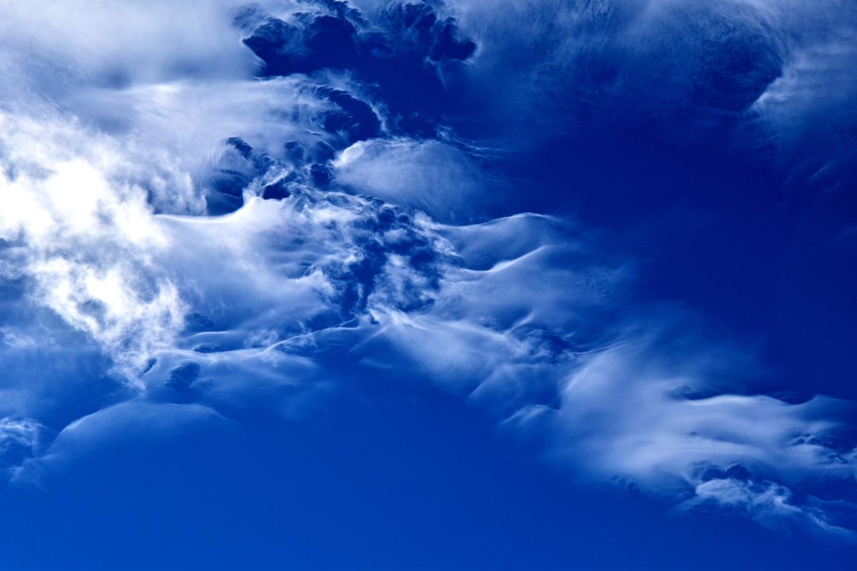 Поздравление, картинка небо и облака