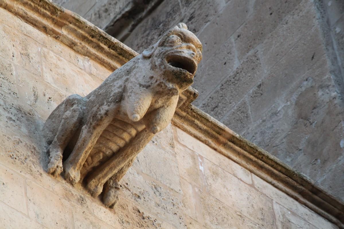 Free images monument statue zoo austria gargoyle
