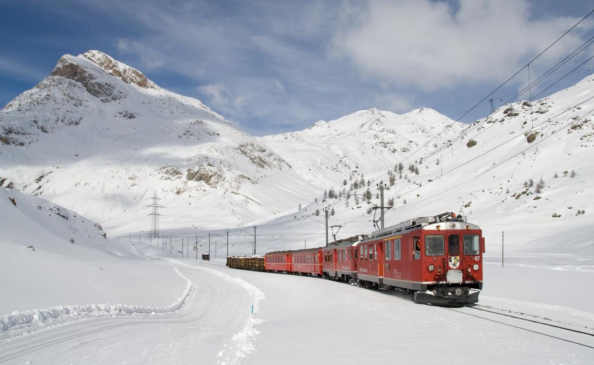 Bernina express, treno, svizzera, viaggi lenti, viaggiare in treno, slow,
