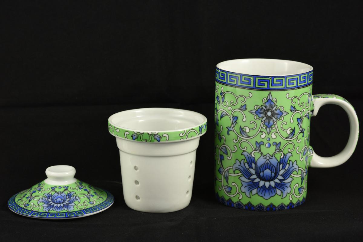 images gratuites blanc coupe vert soucoupe c ramique bleu agresser poterie tasse. Black Bedroom Furniture Sets. Home Design Ideas