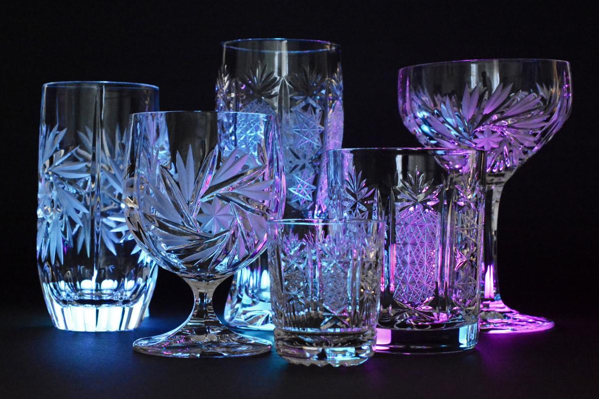 Illuminated Drinking Glasses