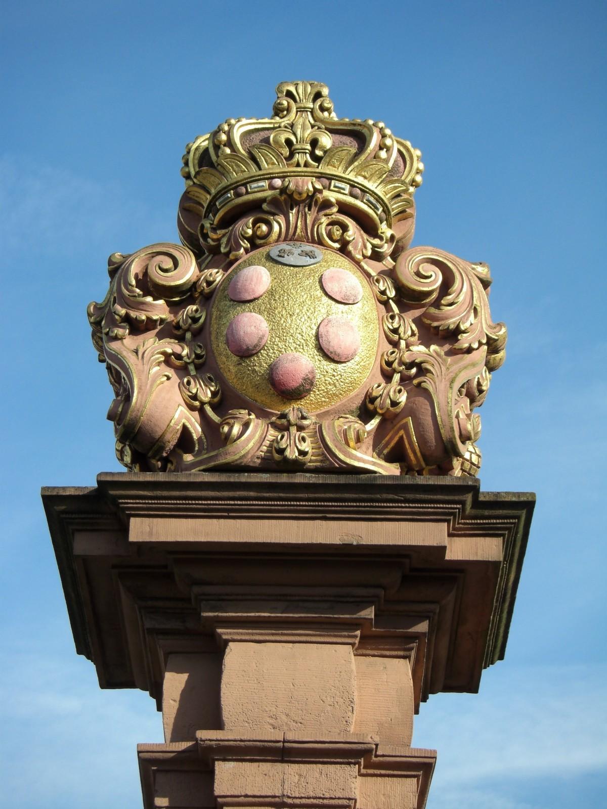 schwetzingen castle and mythology