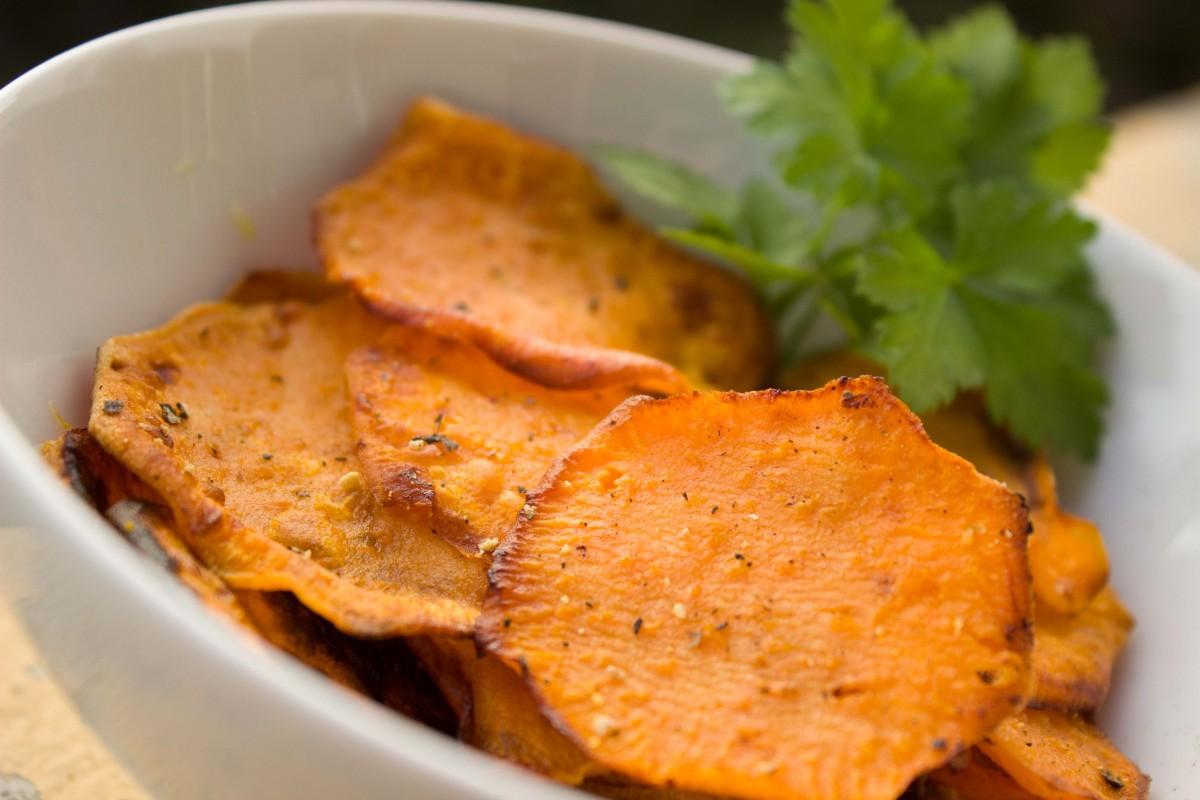 Блюда рецепты с чипсами рецепт