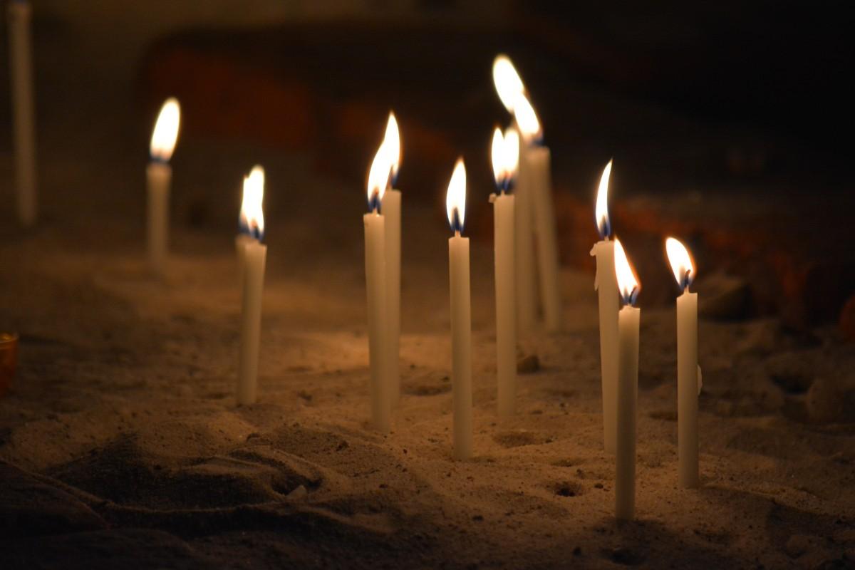 Как сделать церковную свечу 10