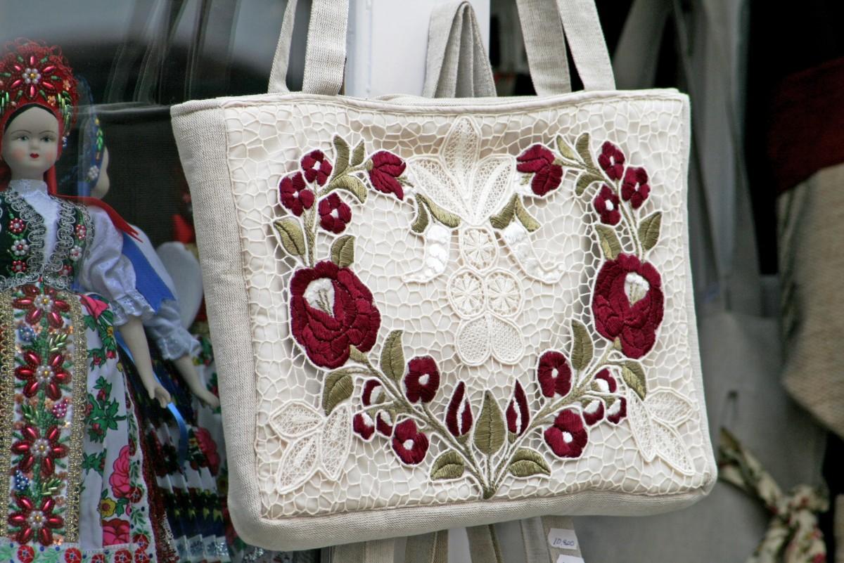 Обшить сумку тканью своими руками 46