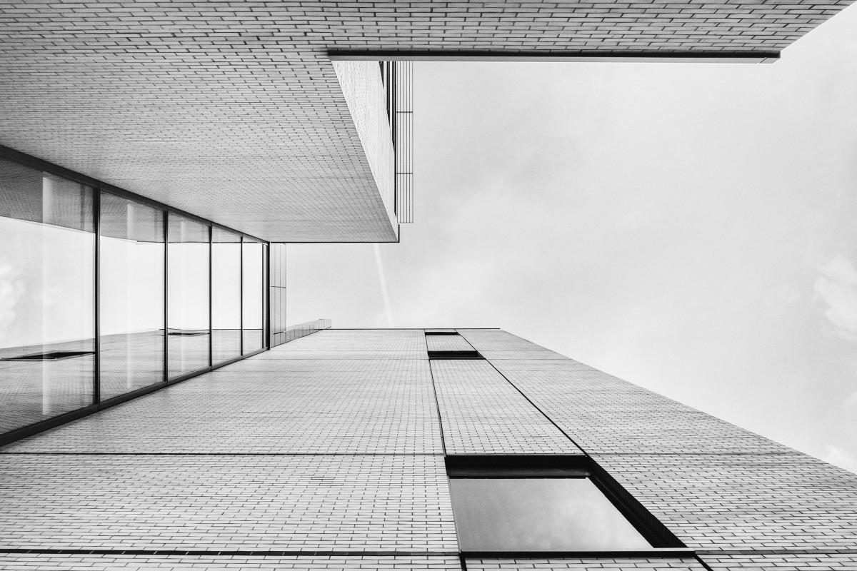 Images gratuites noir et blanc architecture maison for Conception d architecture maison gratuite