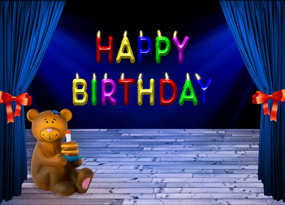 Happy Birthday SMS English