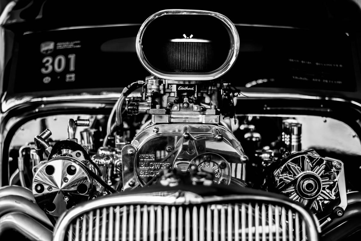 Super Images Gratuites : noir et blanc, cru, roue, moto, Monochrome  RD32