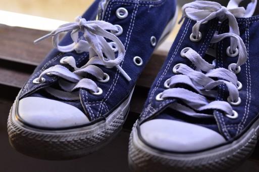 Fotos gratis : césped, zapato, blanco, pierna, primavera, tenis, zapatillas, calzado, Venus ...