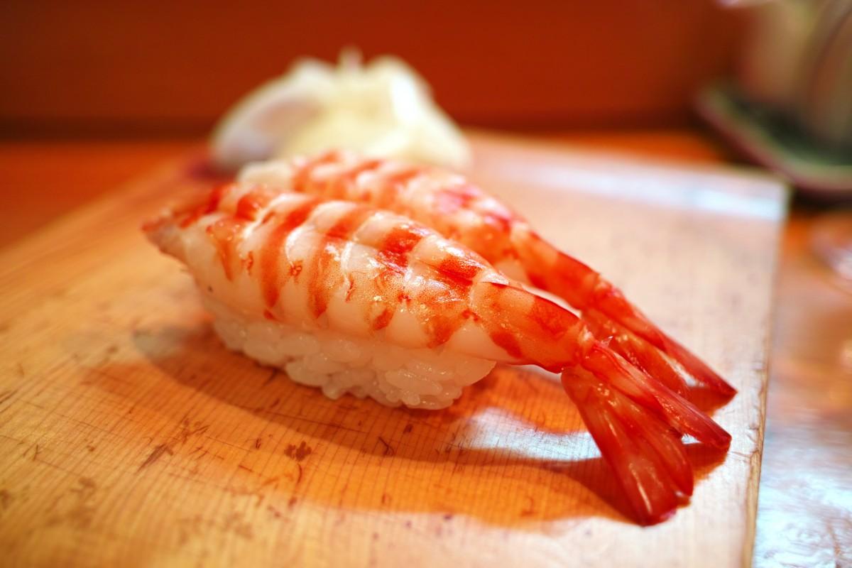 или картинки креветка равнолапая японская любава считается