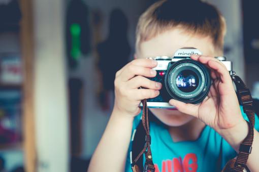 L'appareil photo au service de l'éducation des enfants