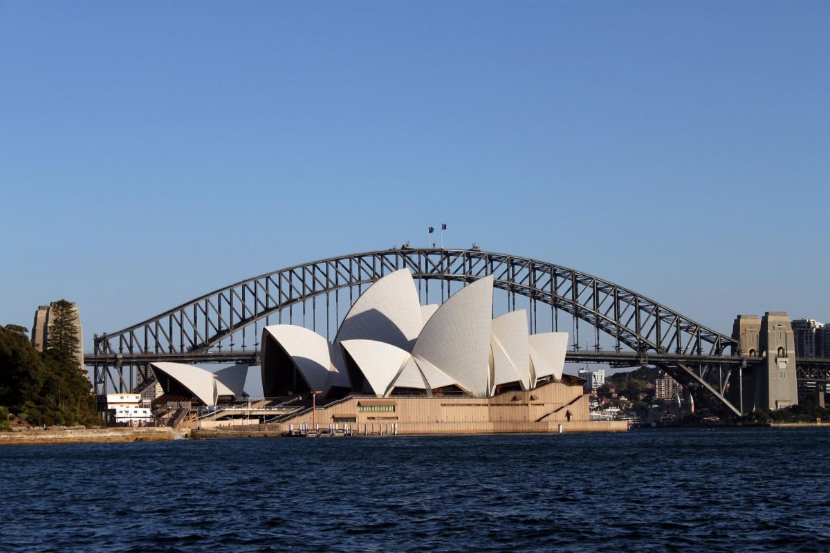 Sea Architecture Structure Bridge Building Opera House