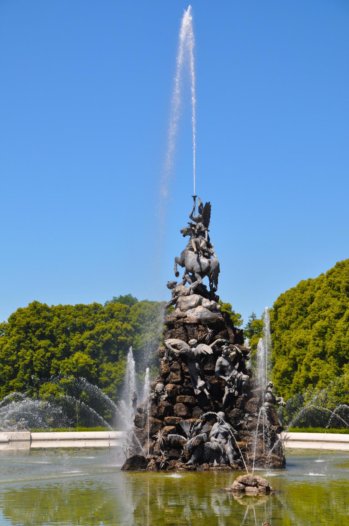 Fotos gratis rbol l quido planta monumento fluir for Estanque reflectante