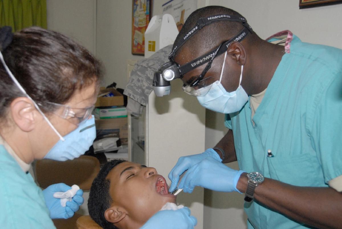 dental hygenist fucks patient