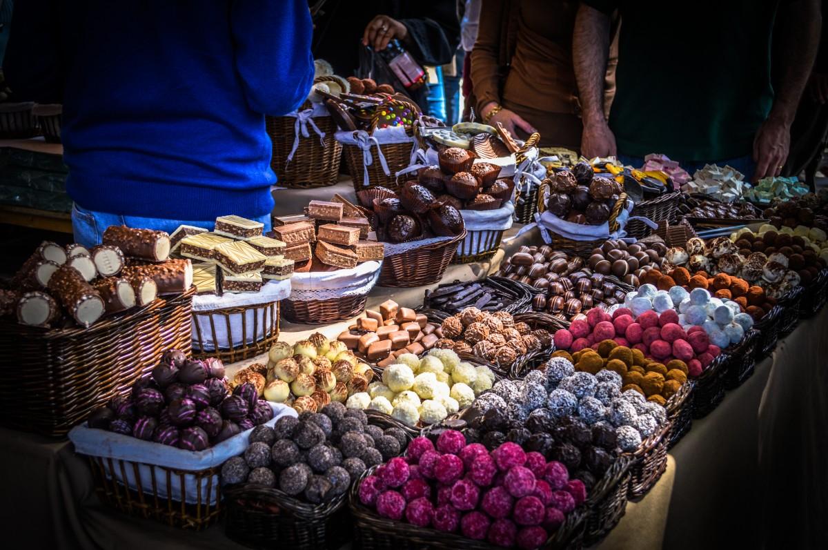 Fotos gratis flor ciudad decoraci n comida vendedor for Bazar decoracion