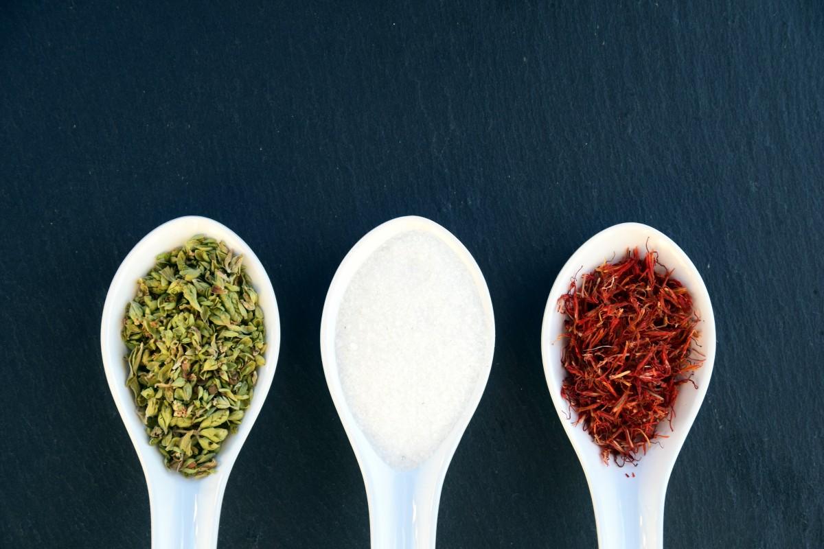 Kostenlose foto : Weiß, Blatt, Blume, Aroma, Lebensmittel, Grün ...