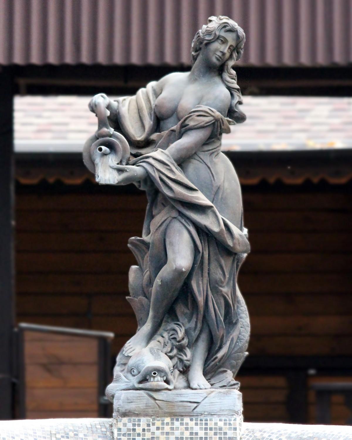 картинки на тему скульптура шести