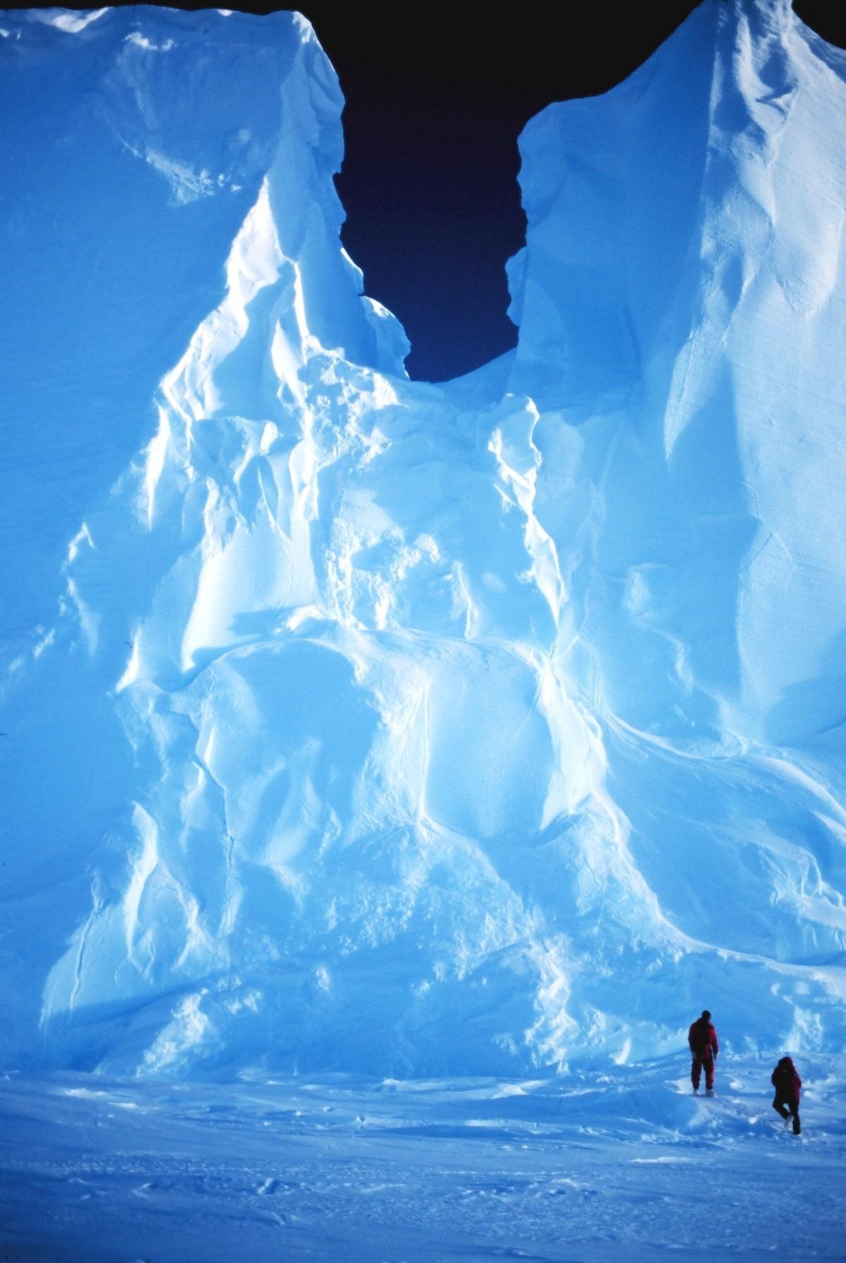 89+ Gambar Alam Gunung Es Paling Bagus
