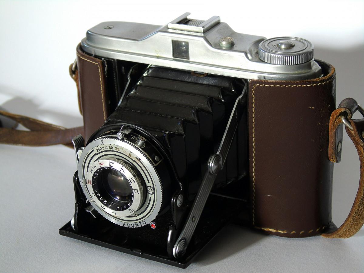 Советский зеркальный фотоаппарат спорт