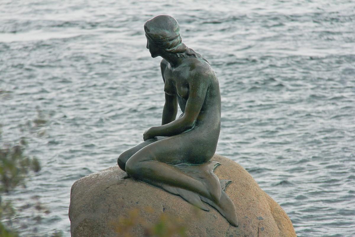 free images monument statue blue sculpture art denmark