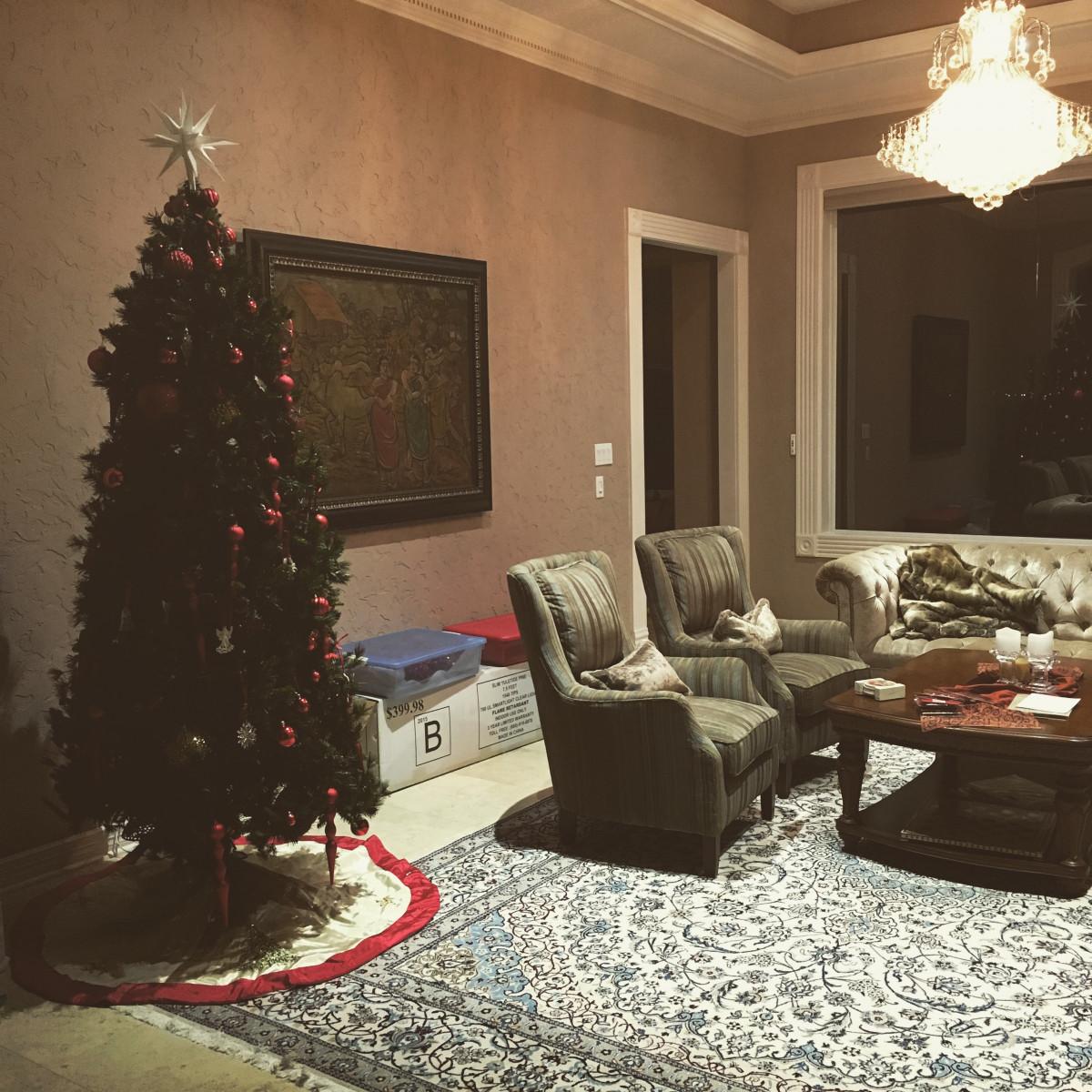 images gratuites maison sol salon chambre arbre de no l design d 39 int rieur d coration de. Black Bedroom Furniture Sets. Home Design Ideas