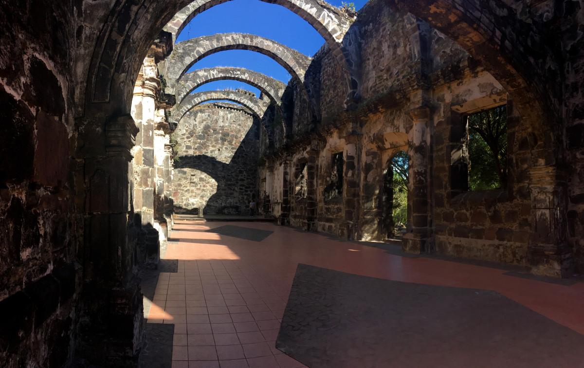 san blas nayarit mexico templo nuestra señora del rosario ruinas