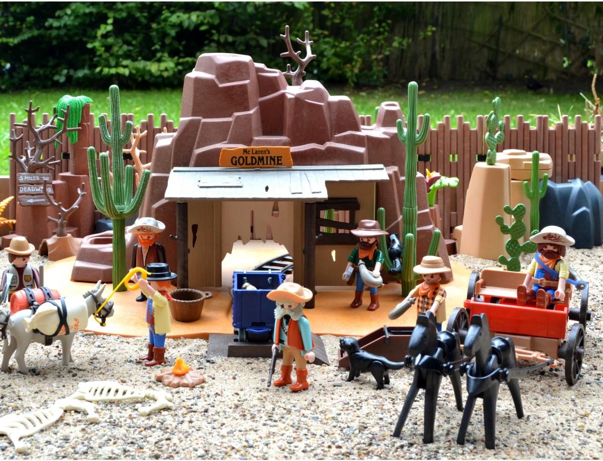 free images restaurant usa america toy playmobil cowboys