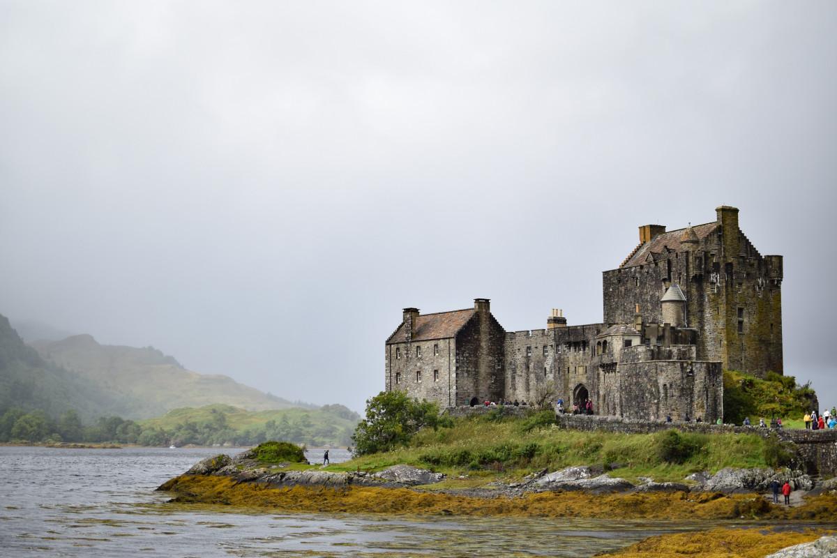 vývoj lichenometrických datovania krivky pre Highland Škótsko Kieron Dyer datovania