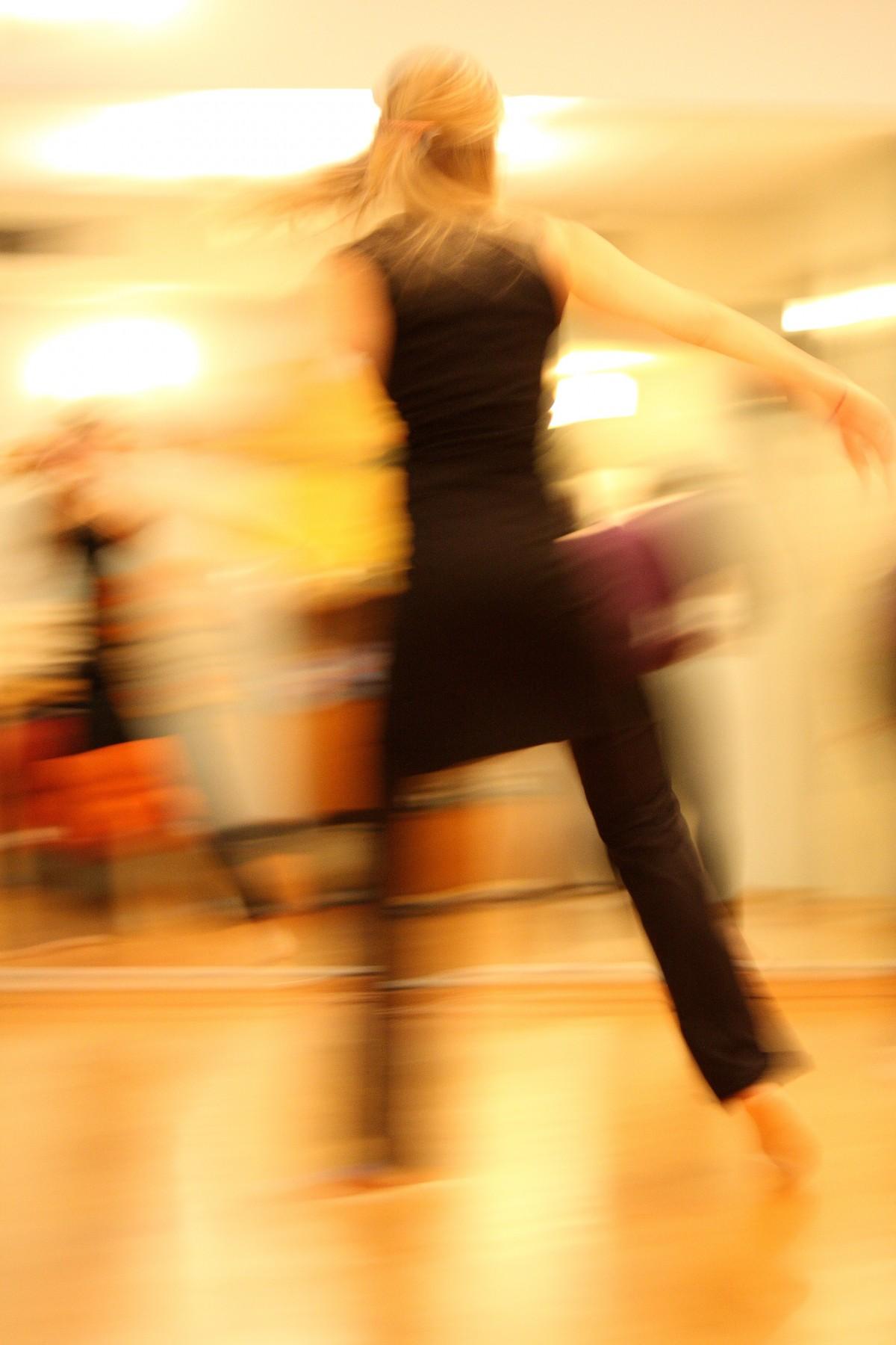 oblíbený ženy tanec