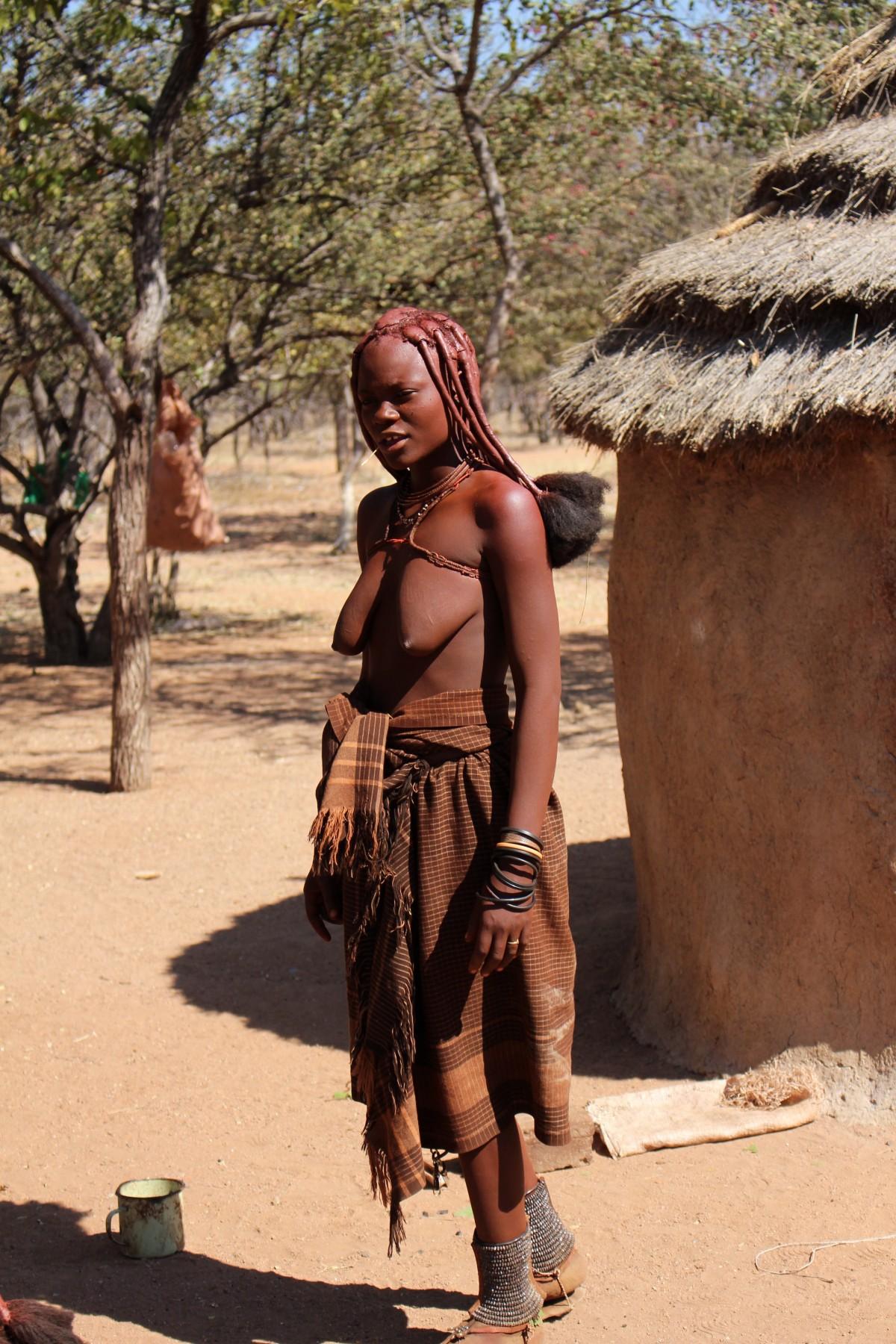 Секс в племени химба