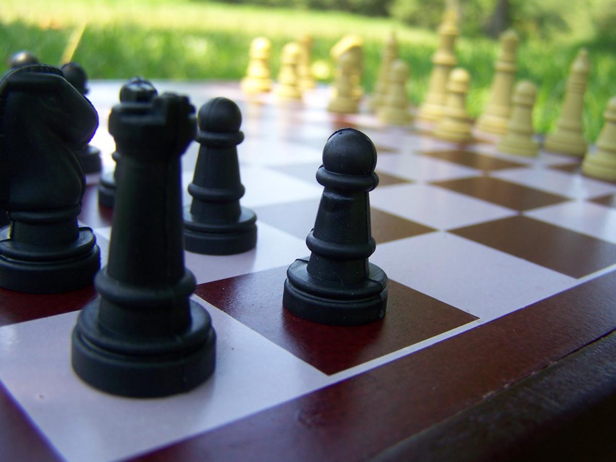 Schachbrett Spiele