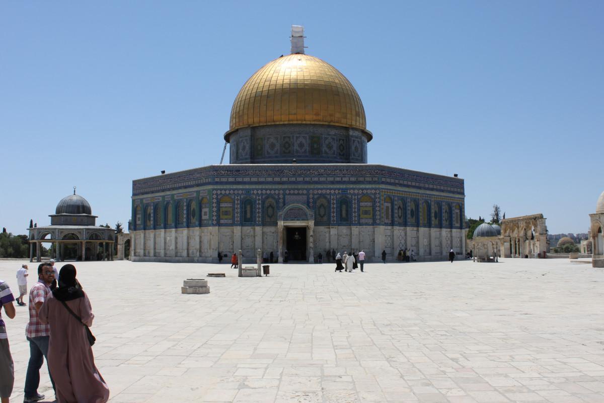 мечеть омара в иерусалиме и храм судьбы если организация