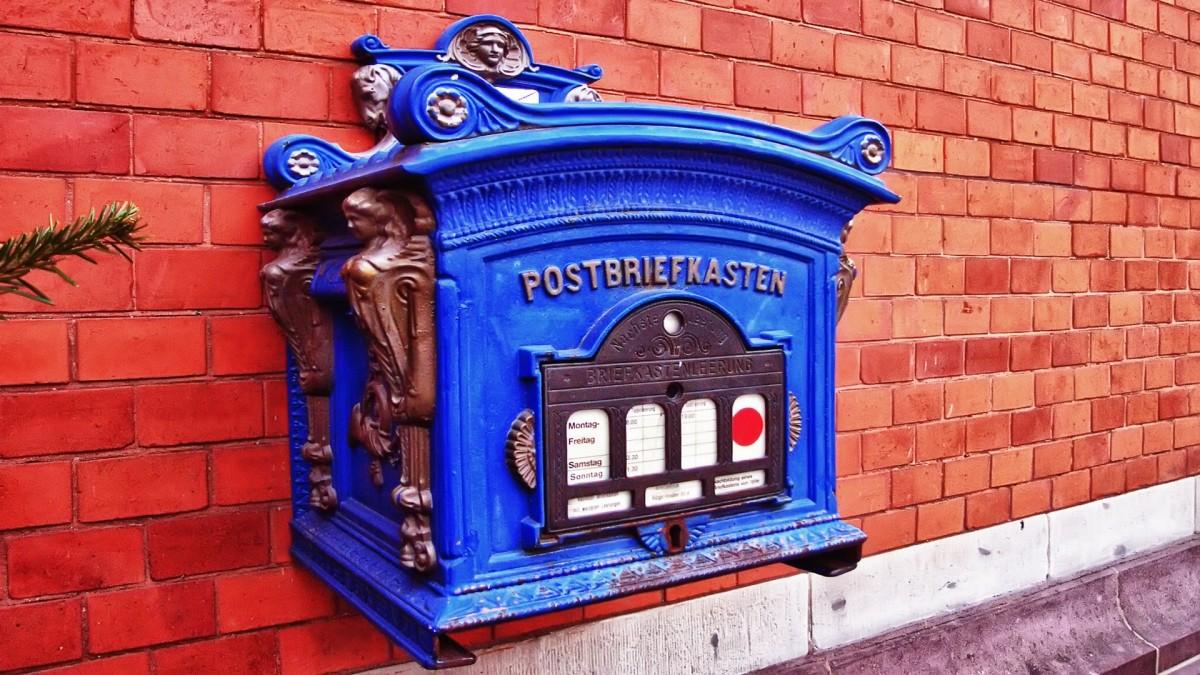 Муз, картинка почтовые ящики