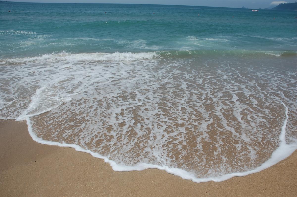 รูปภาพ : ชายฝั่ง, มหาสมุทร, ฝั่งทะเล, วัสดุ, เนื้อน้ำ, หาด ...