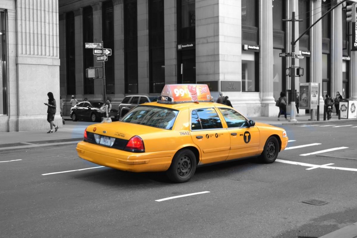 Картинках про такси