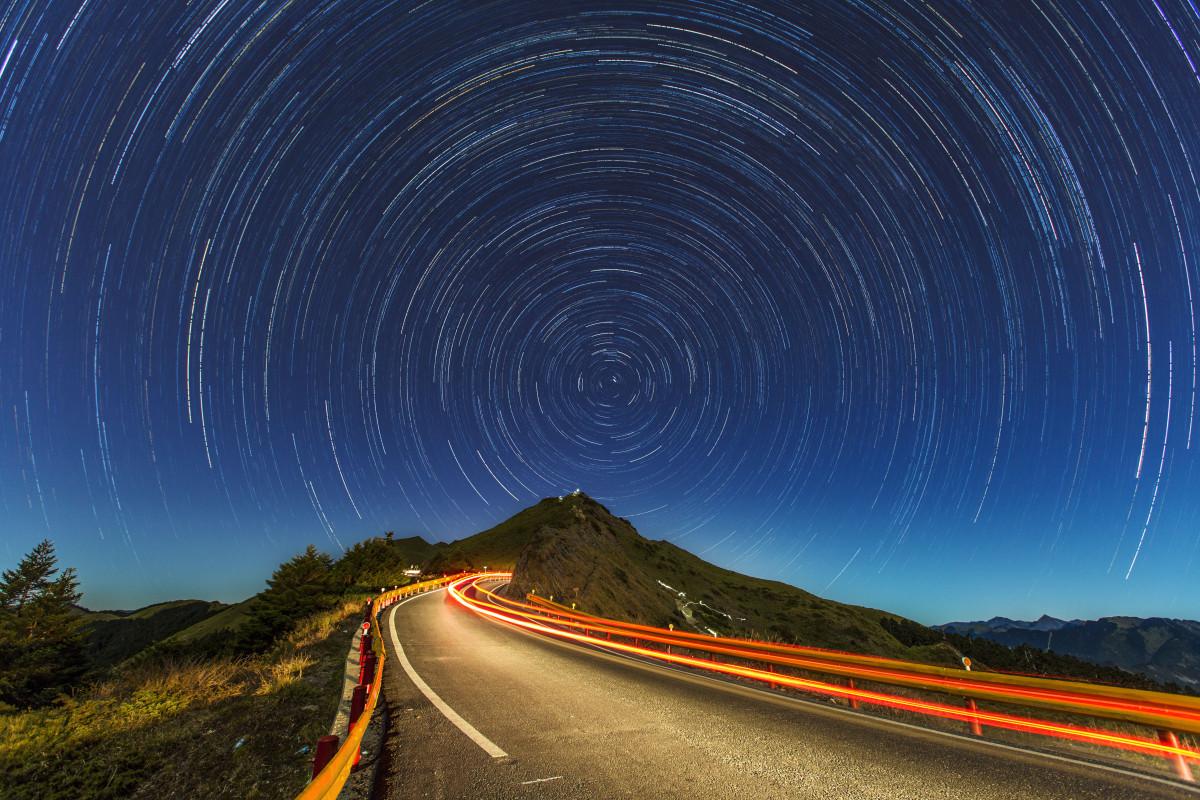 Free images landscape nature horizon sky road - Space wallpaper road ...