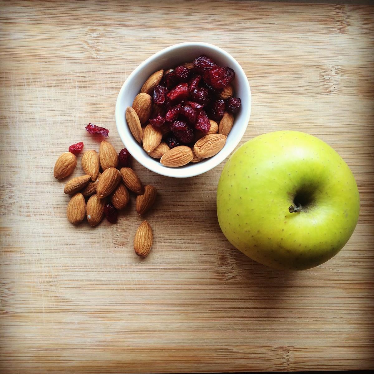 Диета свежих яблок
