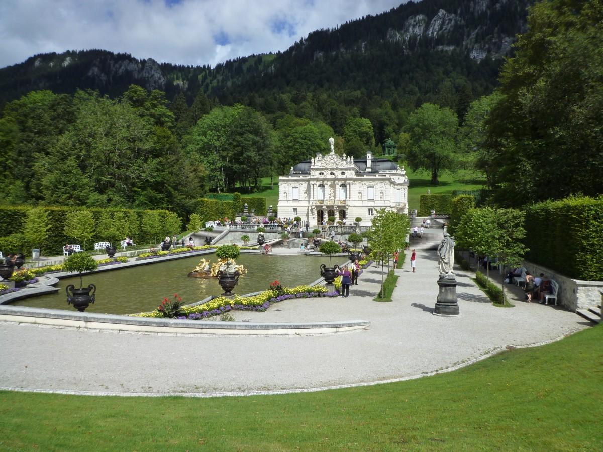 King Ludwig II Summer Palace