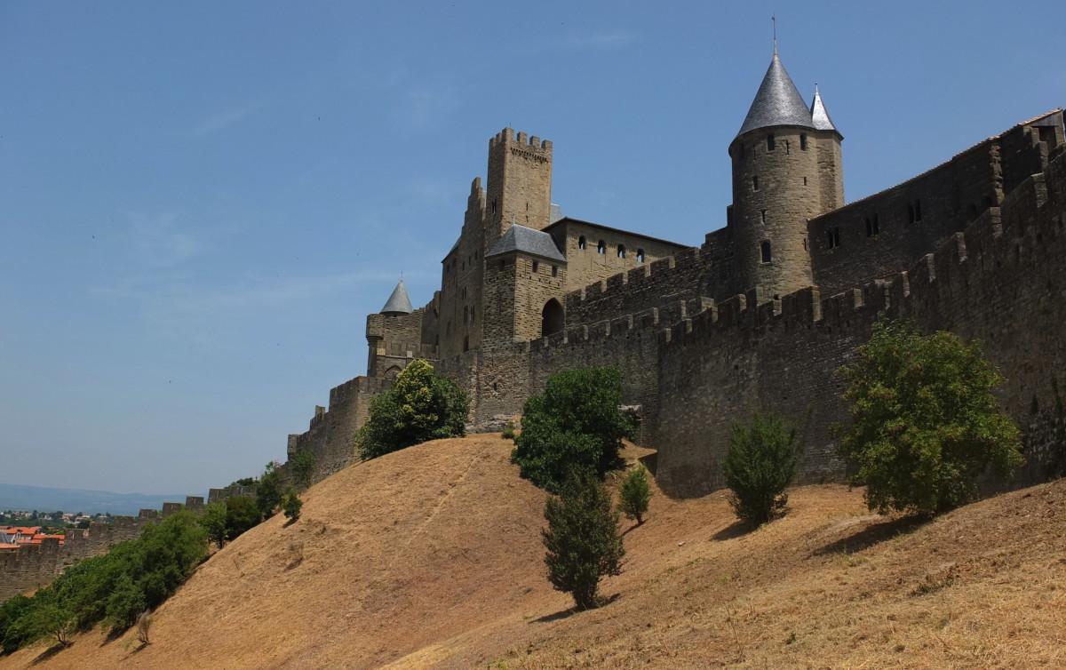 Замки рыцарские картинки