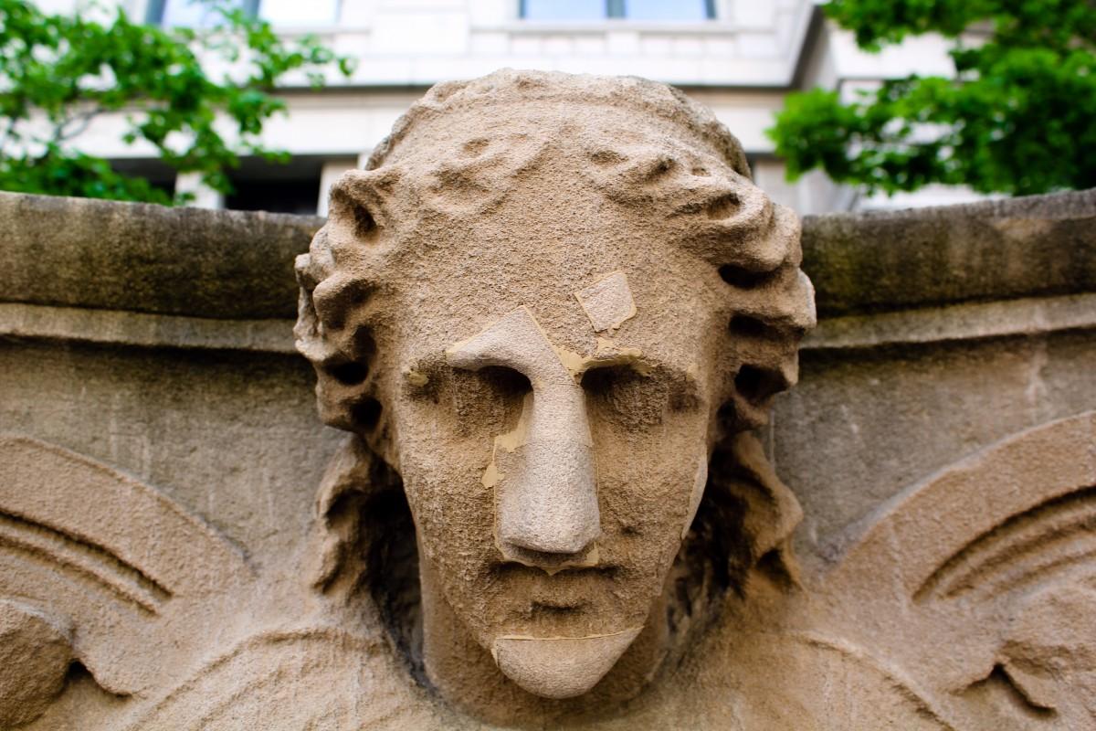 технологического процесса каменное лицо фото представляет собой