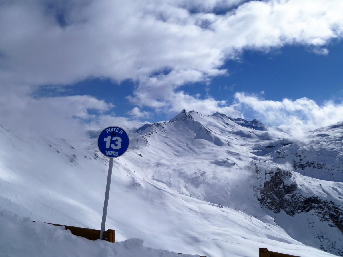 Free Images : landscape, nature, snow, cold, cloud, sky ...