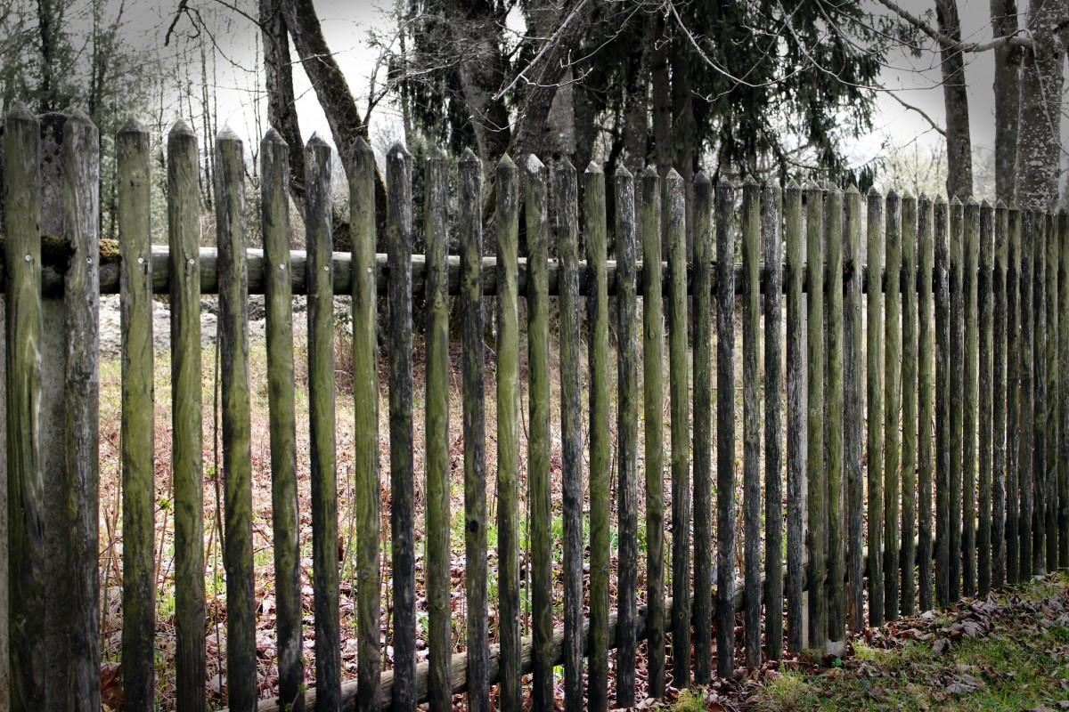 Free Images Column Door Picket Fence Goal Woods