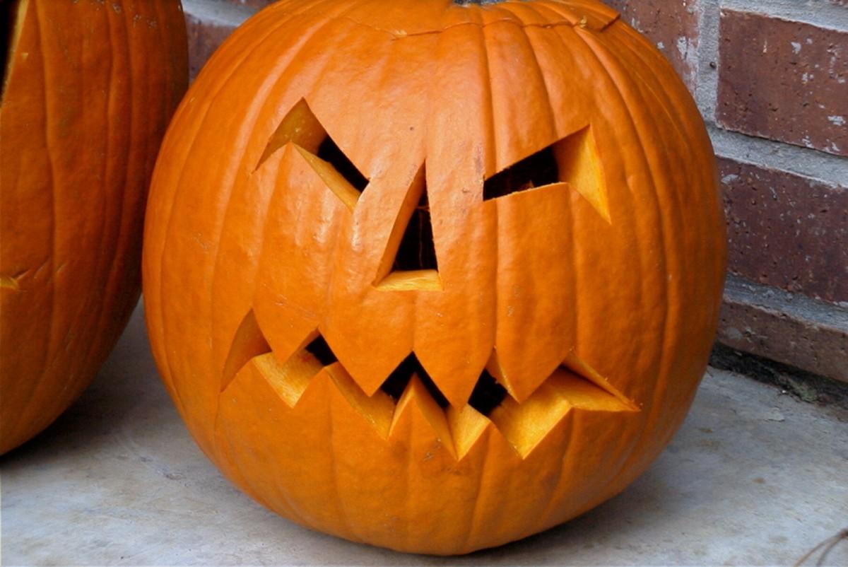 free images decoration produce halloween holiday jack o