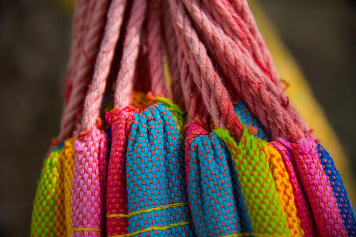 Fotos gratis : cuerda, patrón, verde, rojo, relajarse, color ...
