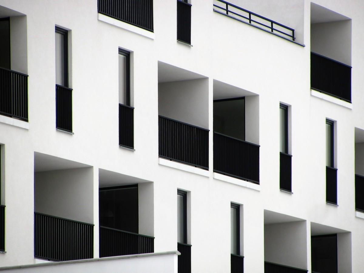 Images gratuites abstrait architecture blanc maison for Conception d architecture maison gratuite