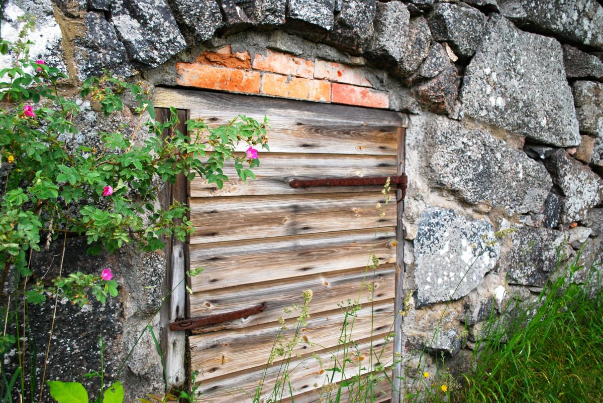 Gambar : kayu, rumah, bangunan, gudang, hijau, pondok ...