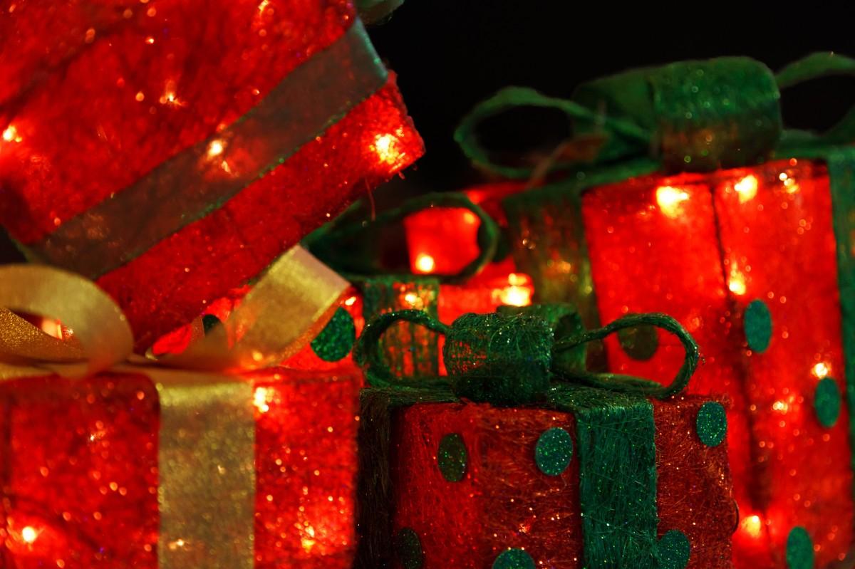 light group night flower celebration gift - Celebration Christmas Lights